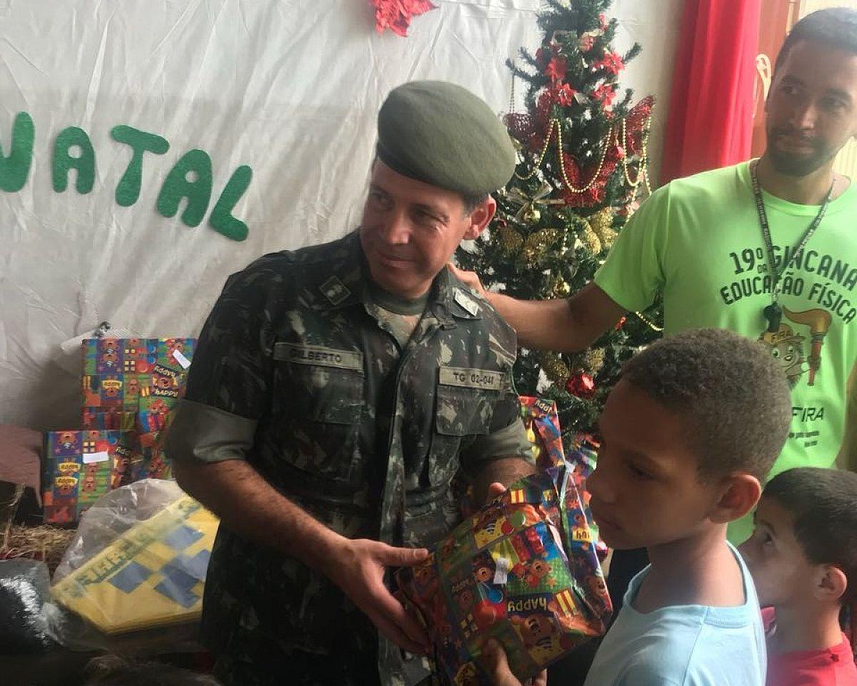 CSU recebe doações de brinquedos