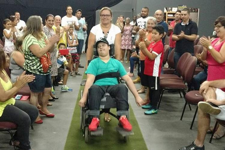 Secretaria promove desfile de moda voltado para pessoas com deficiência