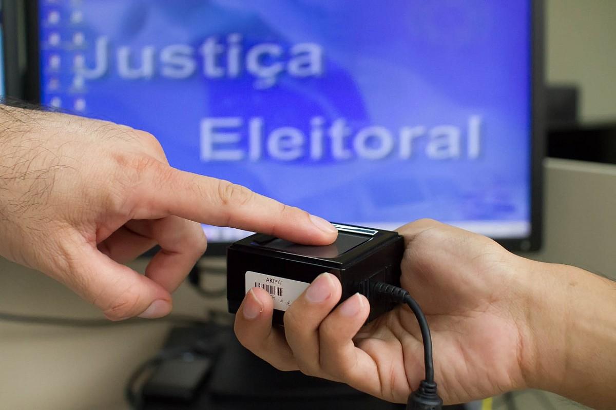 Prazo para cadastro obrigatório de biometria termina no dia 19