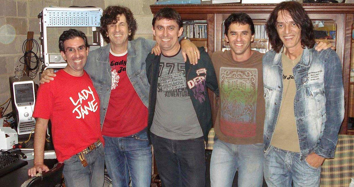 No dia 21, banda Lady Jane se apresentará no Largo São João