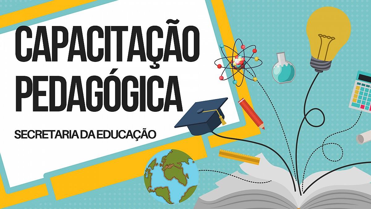 Professores de Educação Básica II participam de capacitação