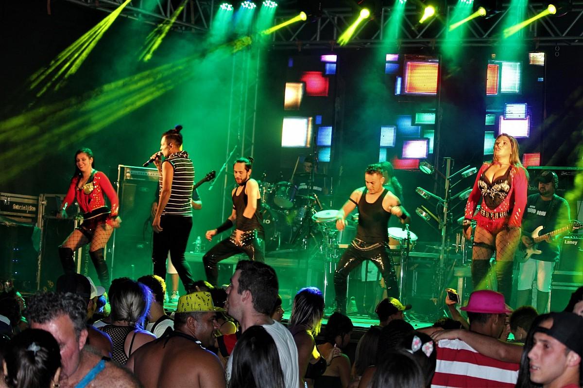 Na Concha Acústica e no Costa Azul, Carnaval 2019 foi sucesso em Avaré
