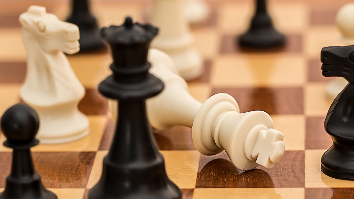 Campeonato de Xadrez Clássico acontece em novembro