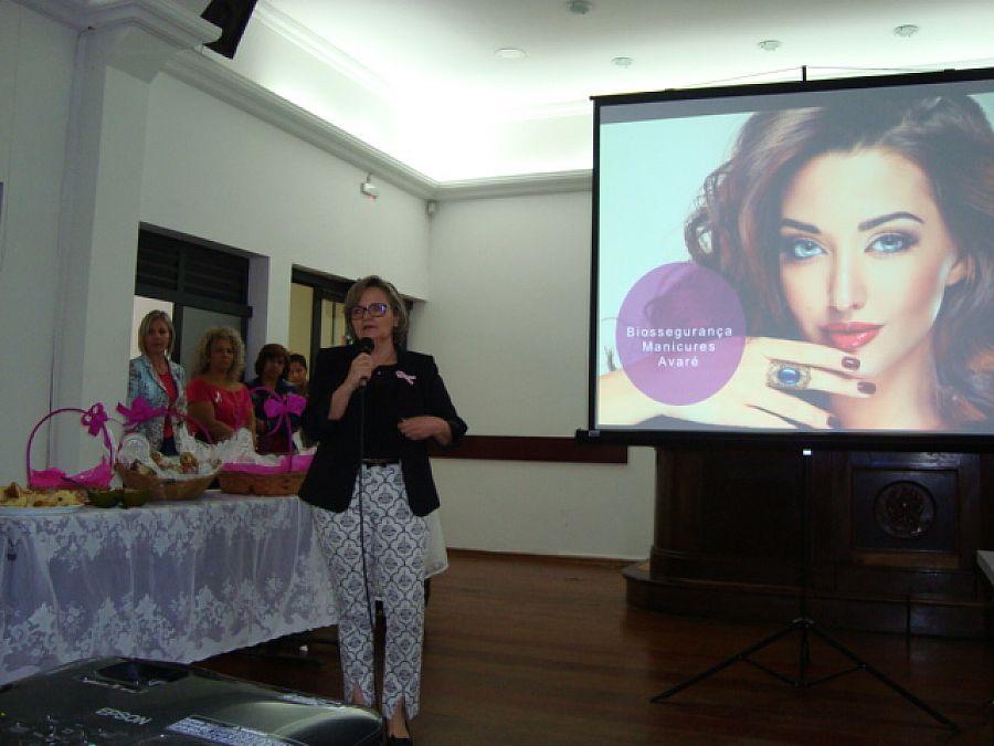 VISA promoveu evento para profissionais de estética