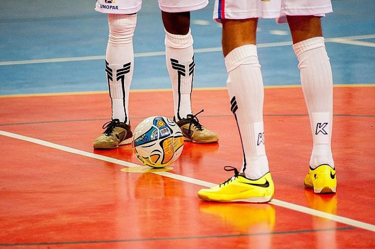 SEME prepara a 3ª Copa Escolar de Futsal