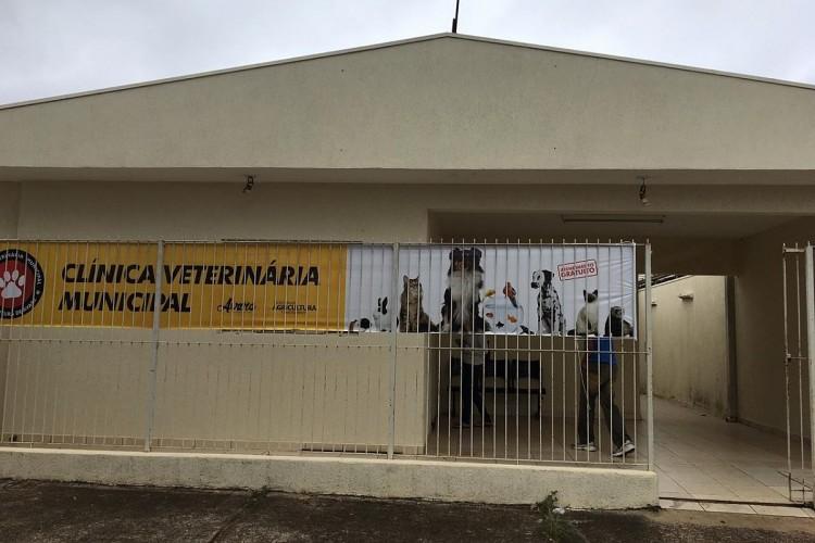 Clínica Veterinária Municipal promove atendimento gratuito no Jardim Paraíso