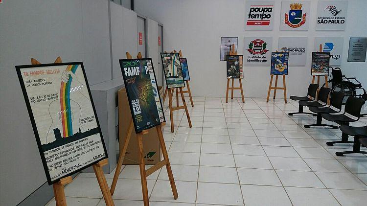 História da Fampop no Poupatempo