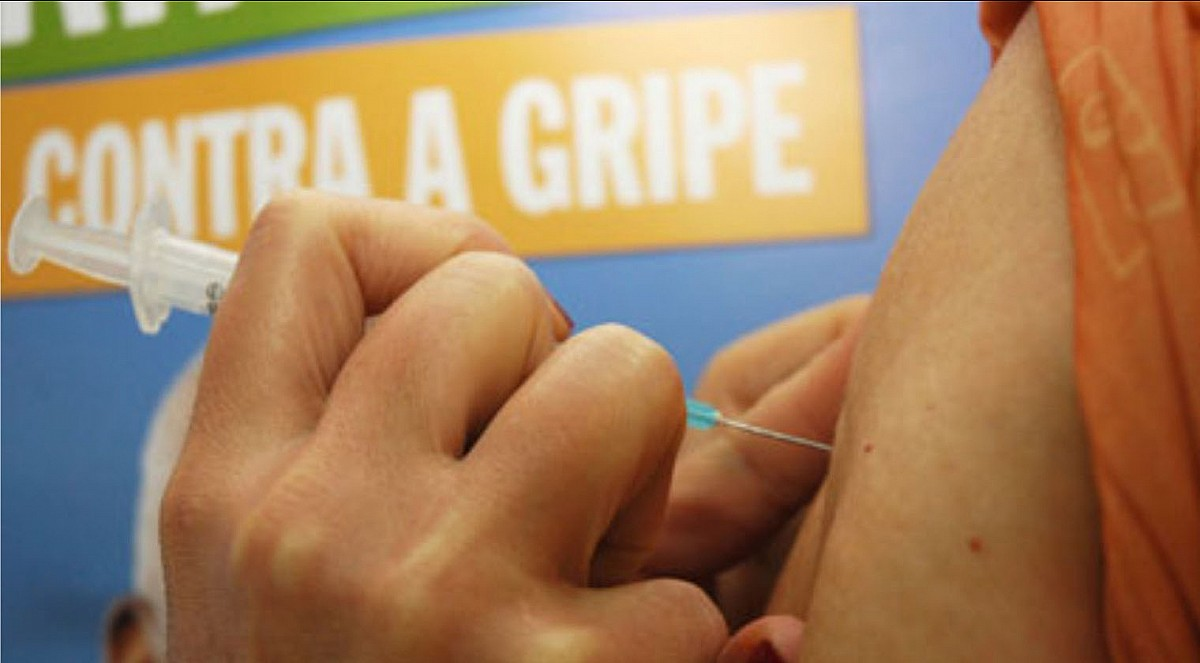 Dia D da vacinação contra a gripe acontece no dia 4 de maio