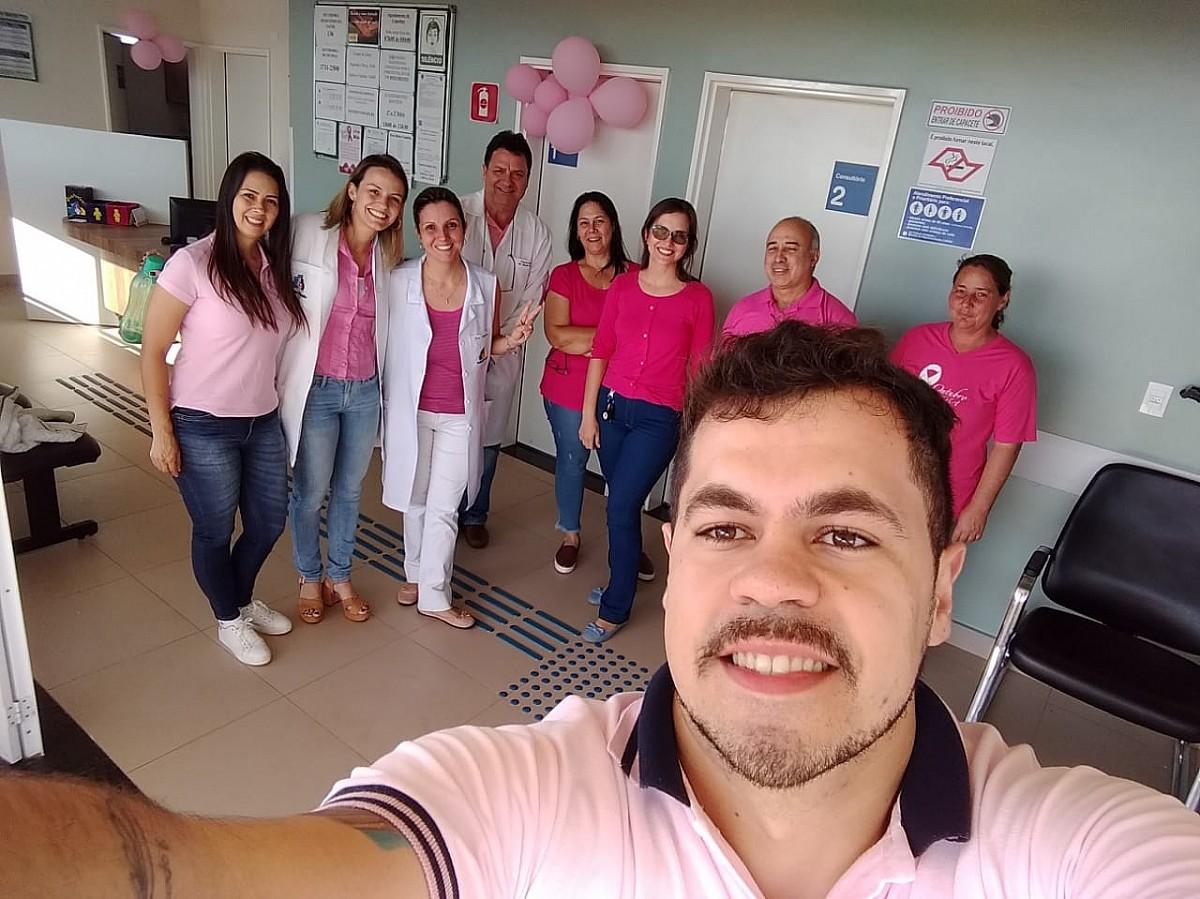 USF promove evento para celebrar o Outubro Rosa