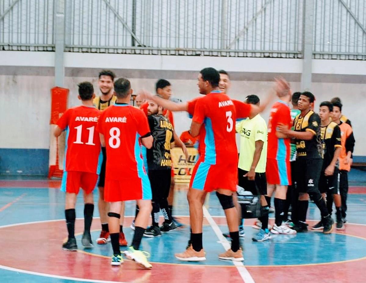 Handebol de Avaré traz o bronze pela Liga Regional