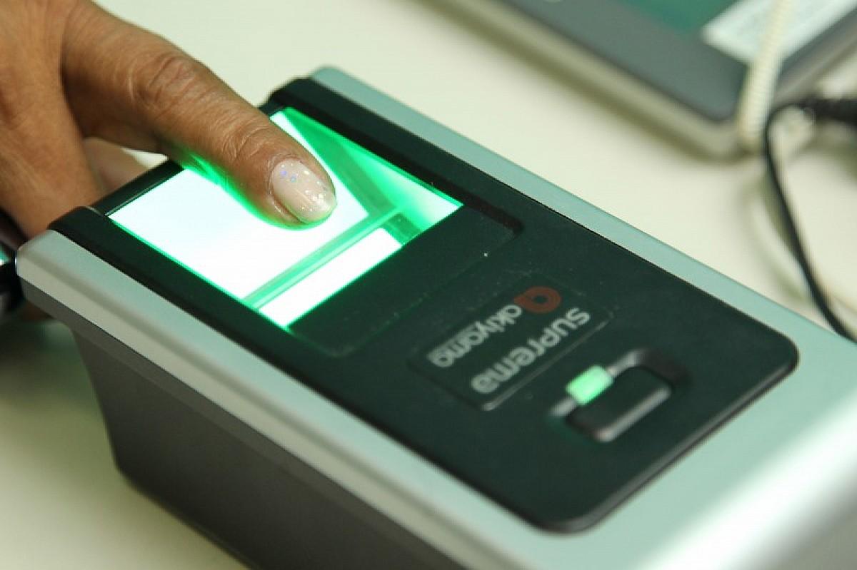 Cadastramento obrigatório de biometria pode ser feito na Casa do Cidadão