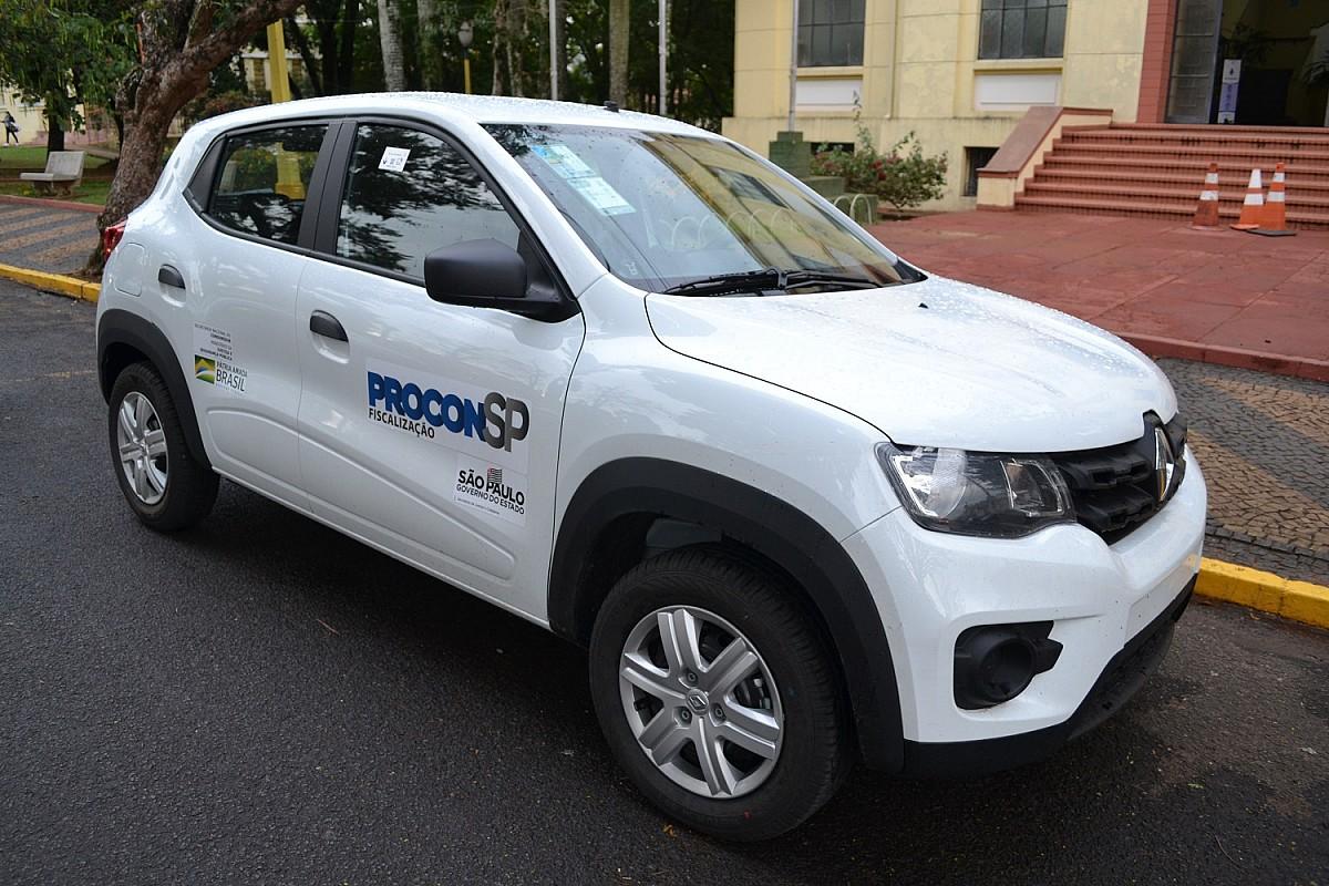 Procon de Avaré é beneficiado com veículo 0 km