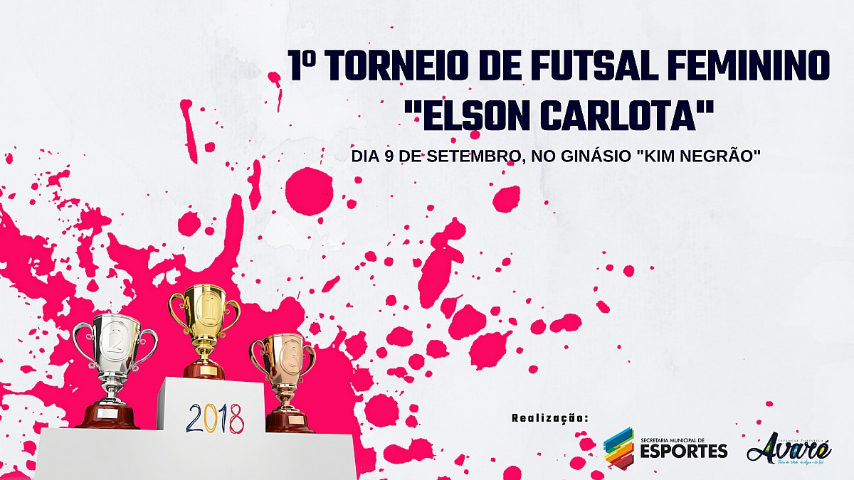 SEME prepara o 1° Torneio de Futsal Feminino