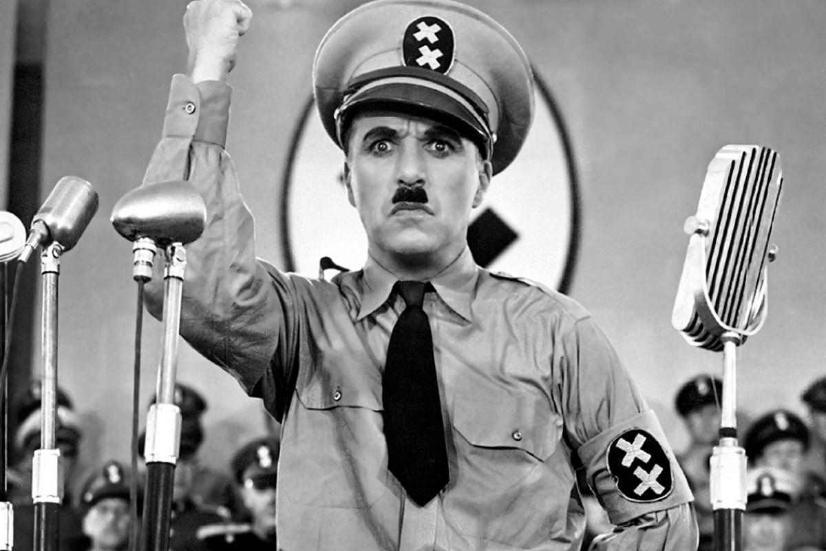 """Clássico de Chaplin, """"O Grande Ditador"""" é atração na sessão virtual do Pontos MIS"""