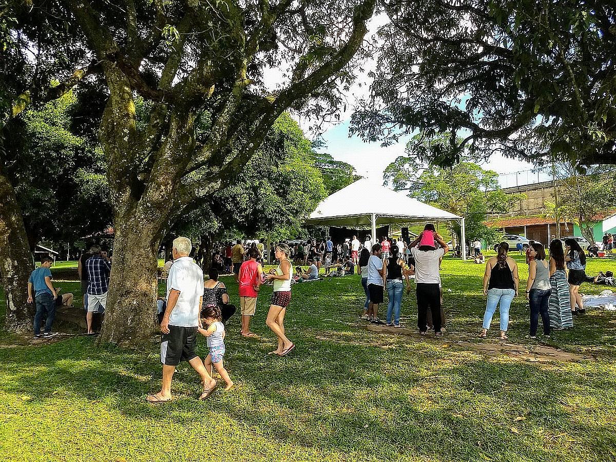 Com várias atrações, Agita Cidade acontece neste domingo no Horto Florestal