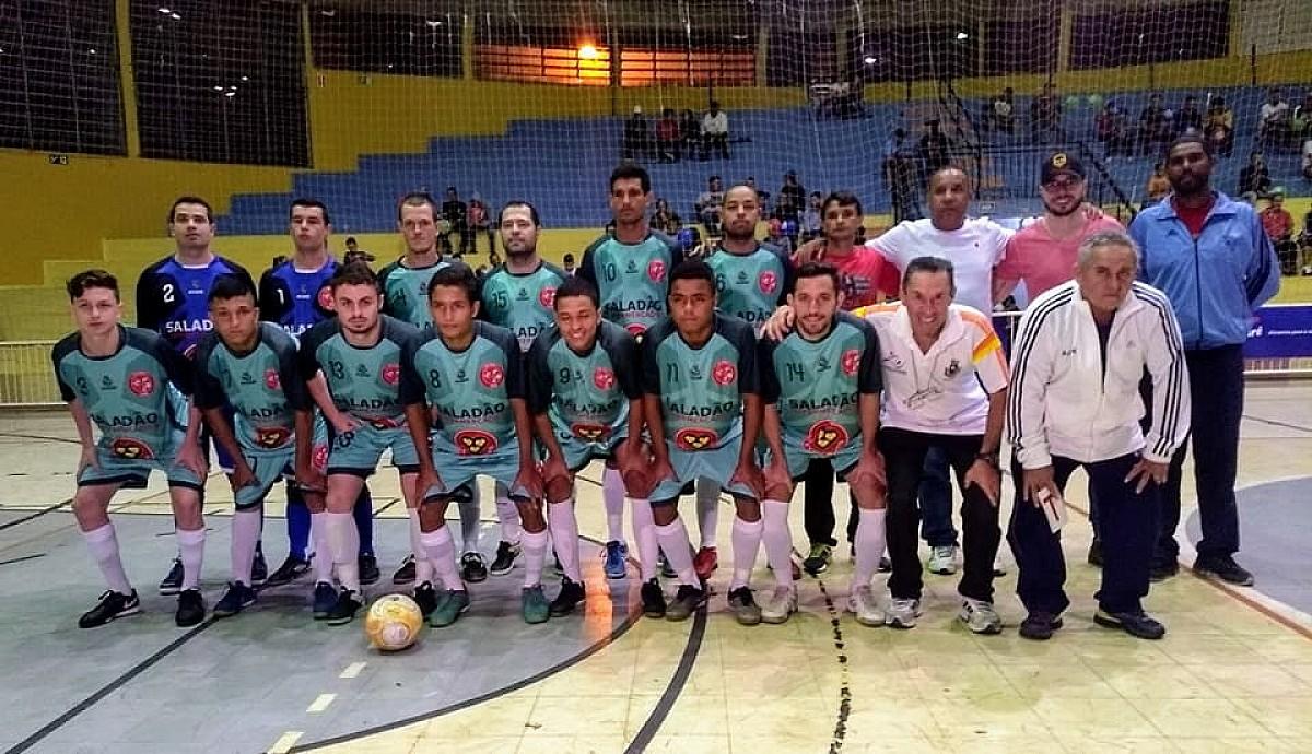 Avaré avança na Copa TV Tem de Futsal