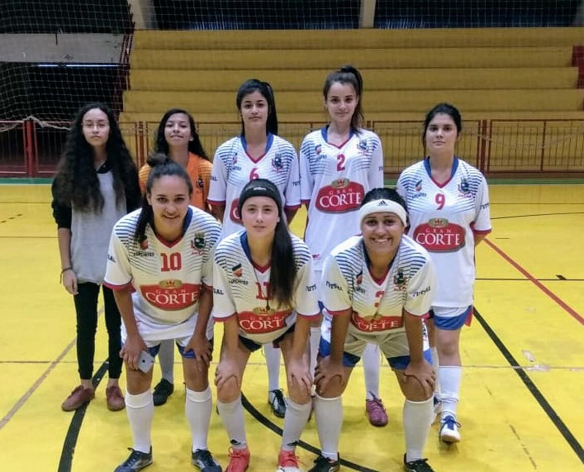 Secretaria promove torneio de futsal feminino no Dia da Mulher