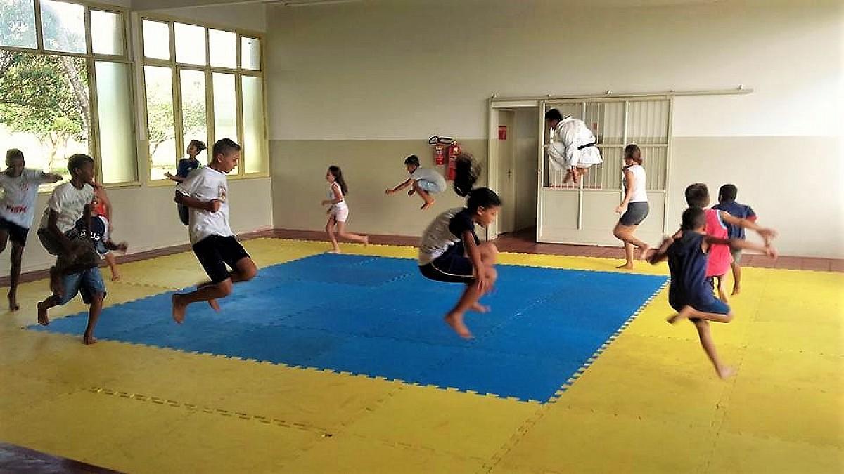 SEME retorna com atividades esportivas no CSU