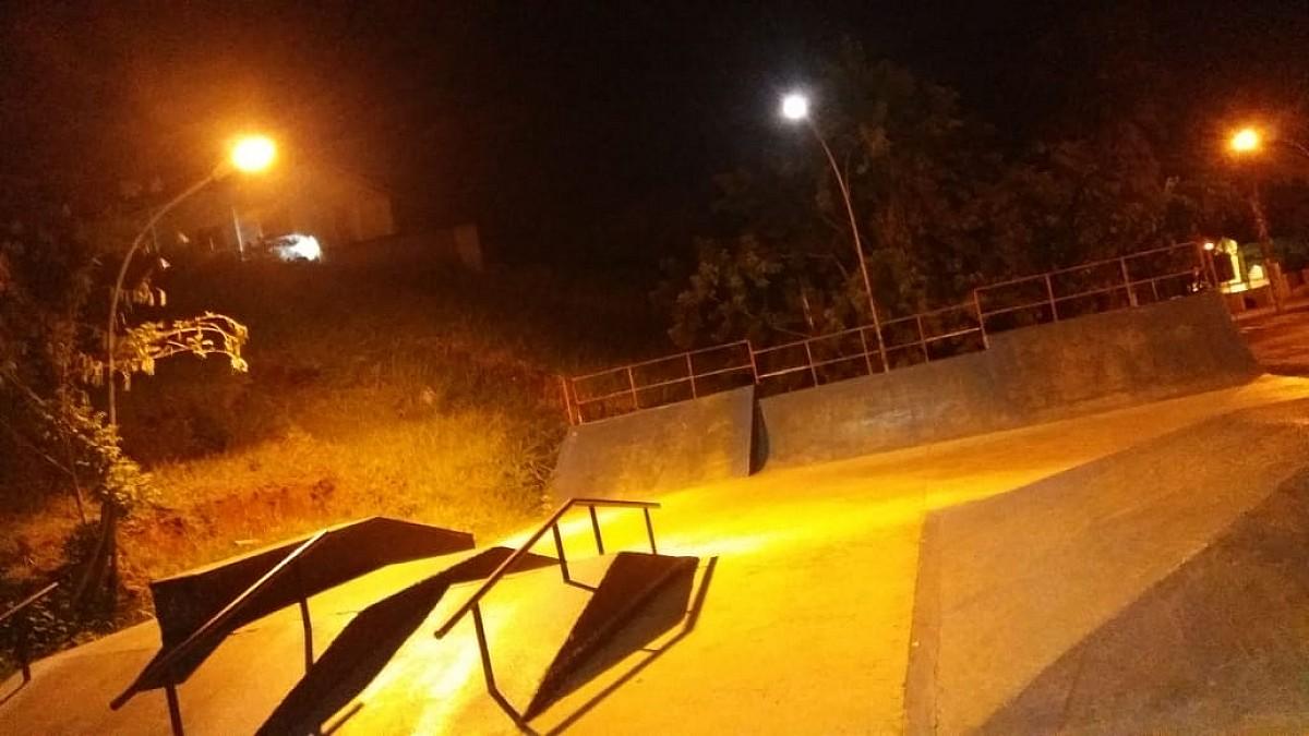 SEME faz melhorias na pista de skate