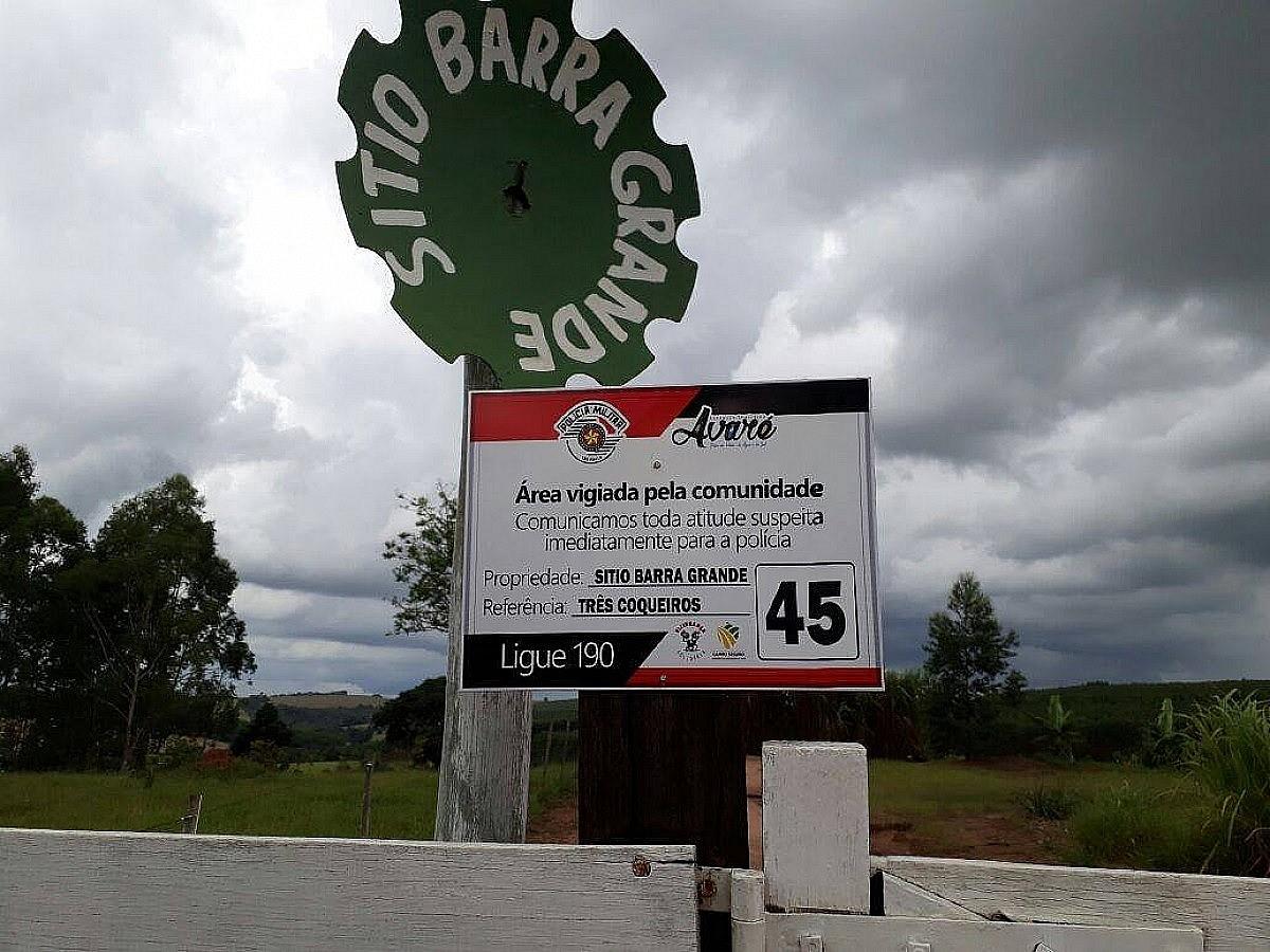 """""""Campo Seguro"""" já envolve a maioria das propriedades rurais de Avaré"""