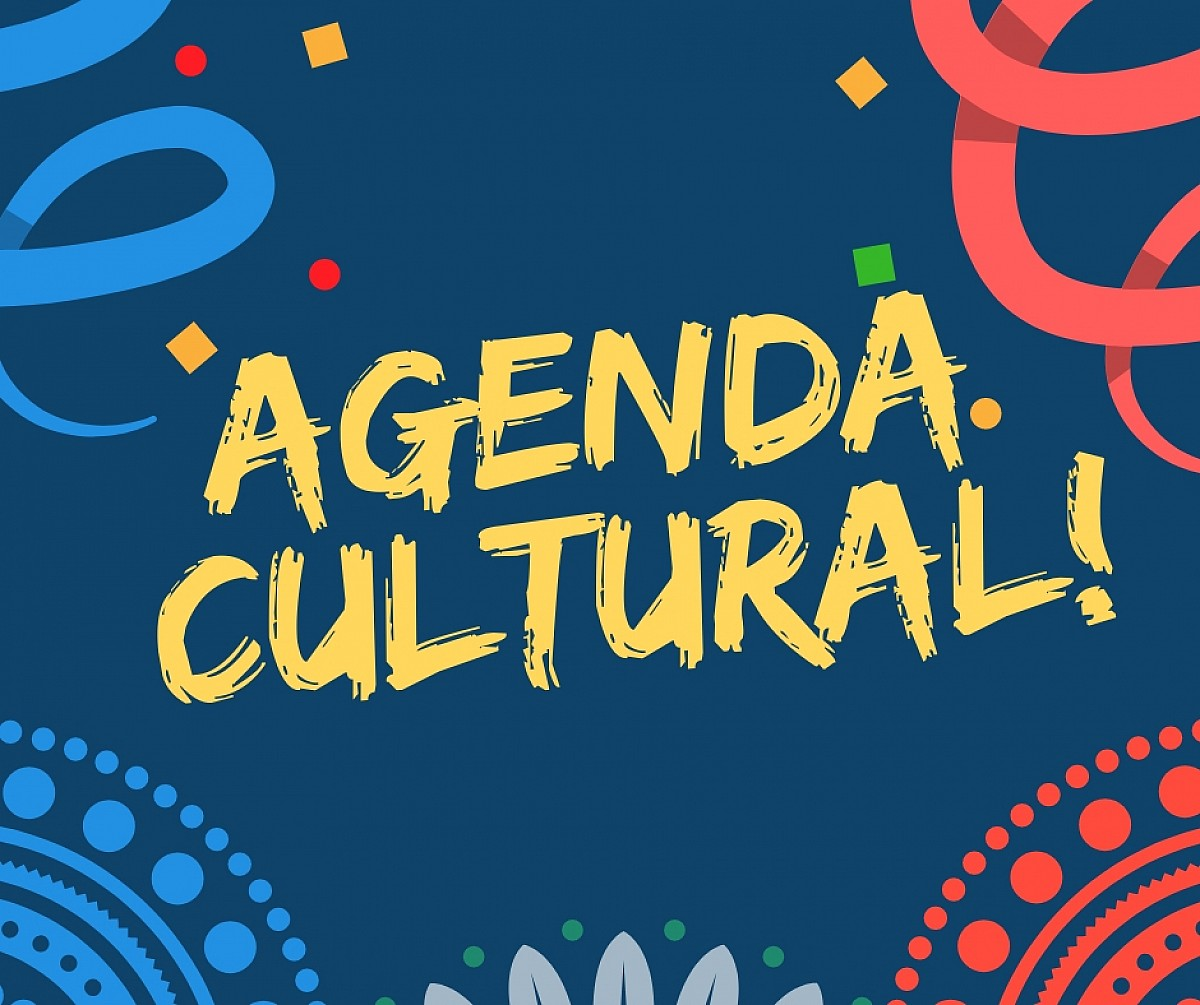 Confira a agenda cultural do mês de maio