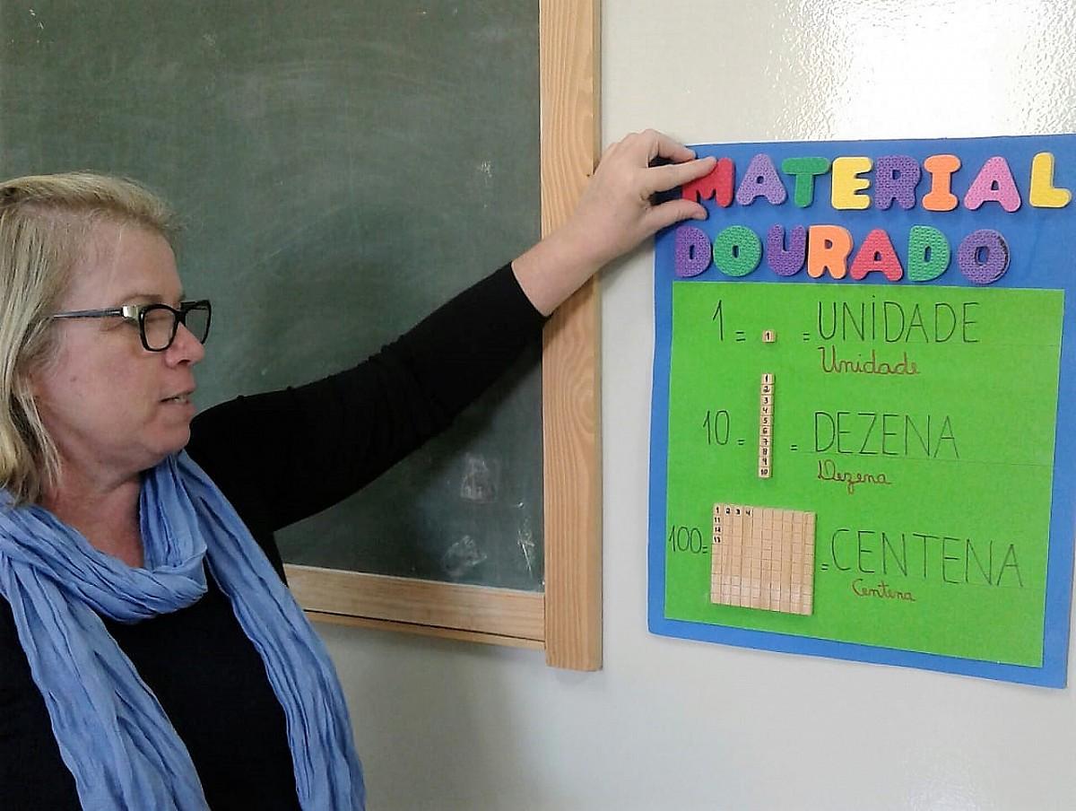 Promovida a 2ª formação do Programa Mais Alfabetização