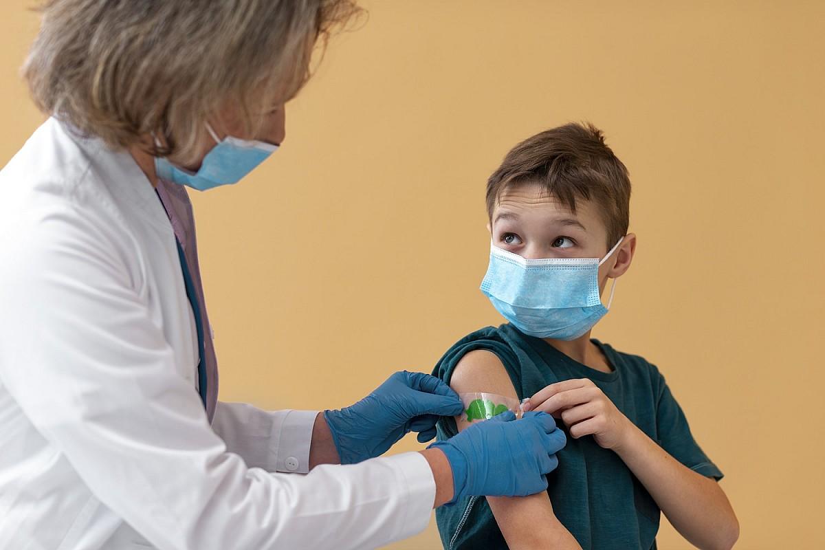 Avaré tem vacinação infantojuvenil e contra Covid-19 neste sábado, 16