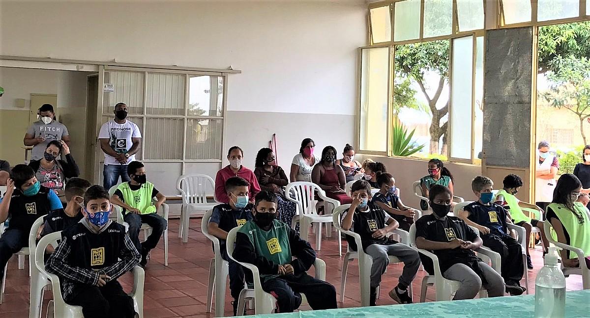 Instituto Futebol de Rua traz atividades esportivas e pedagógicas para Avaré