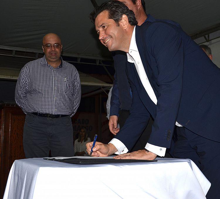 Ministro dos Transportes autorizou o início das obras