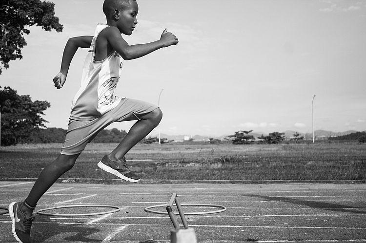 Esportes disponibiliza aulas de atletismo