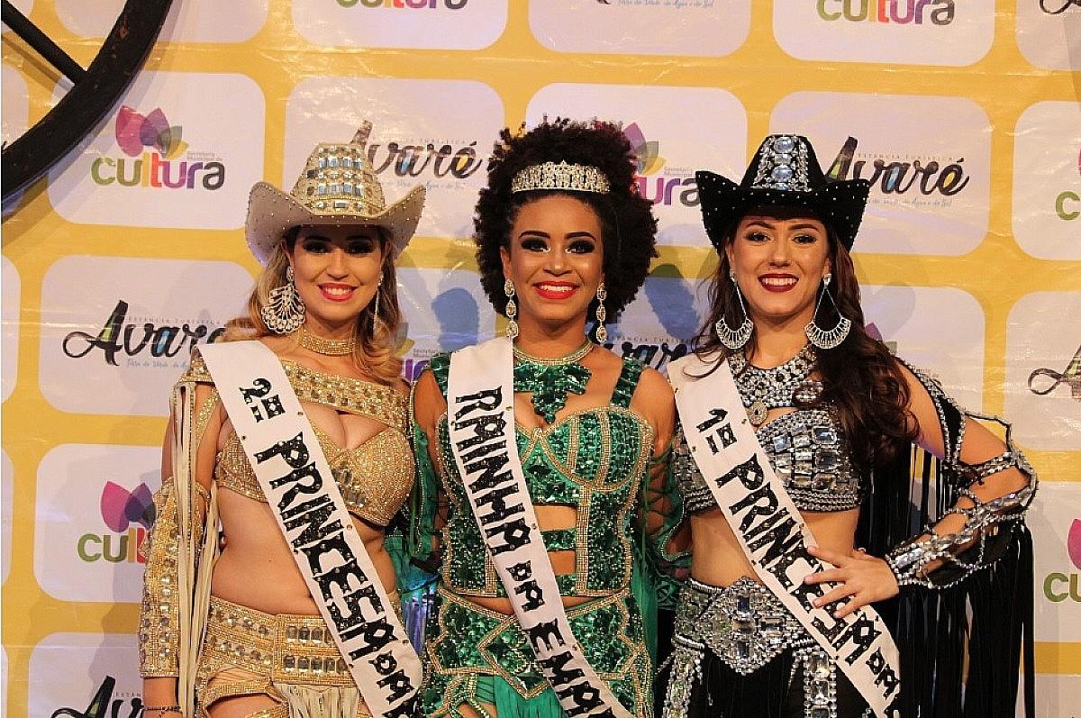 Rainha da Emapa 2019 ganhará bolsa integral em faculdade de Avaré
