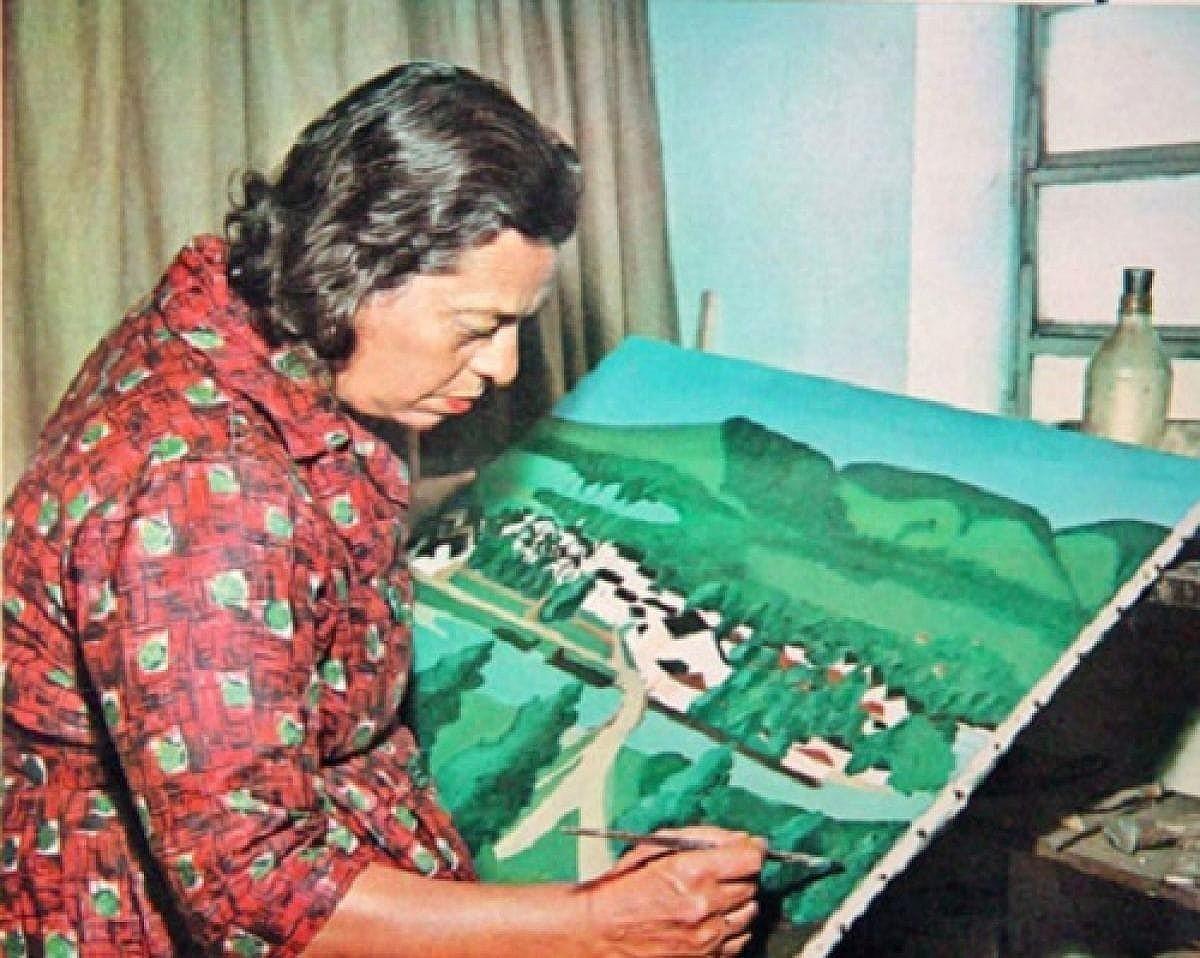 Secretaria vai lançar curta-metragem que homenageia pintora Djanira