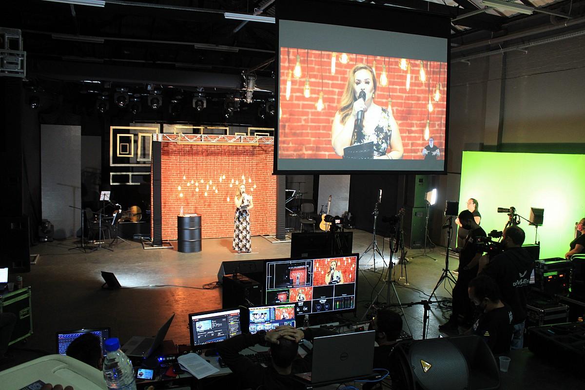 Fampop continua até domingo com transmissão pelo YouTube