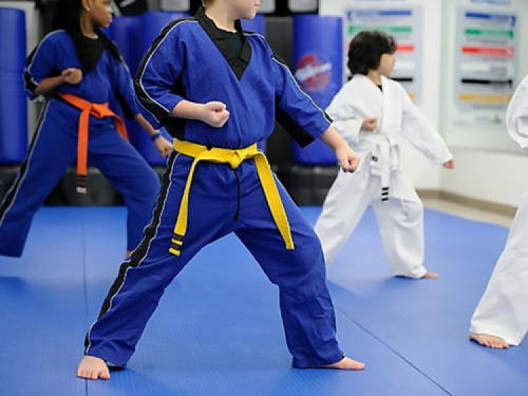 Jovens receberão aulas gratuitas de artes marciais