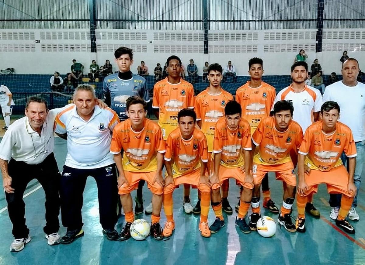 Avaré vence Itapetininga na Copa Paulista de Futsal