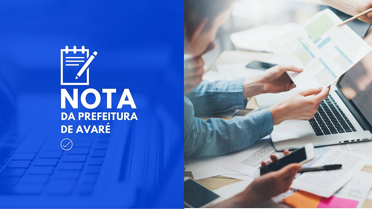 Prefeitura esclarece contrato com software de gestão