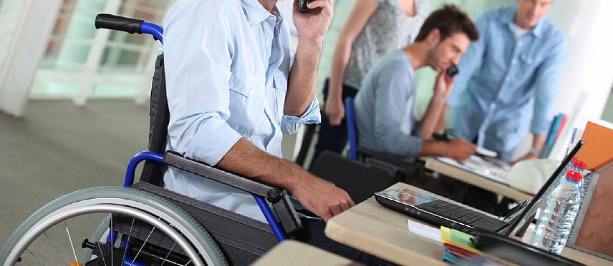 Aberto o cadastramento de pessoas com  deficiência para oportunidade de emprego
