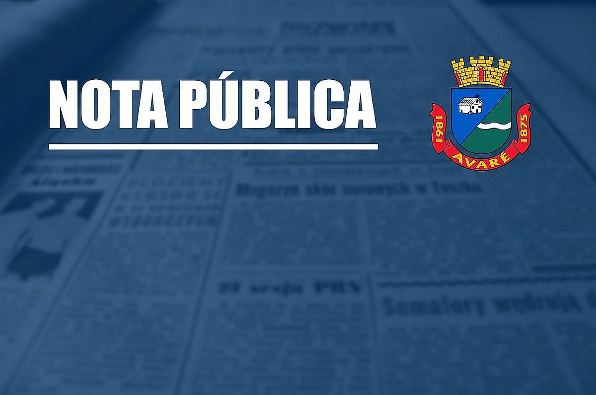 Prefeitura esclarece compra de carnes para demandas do município
