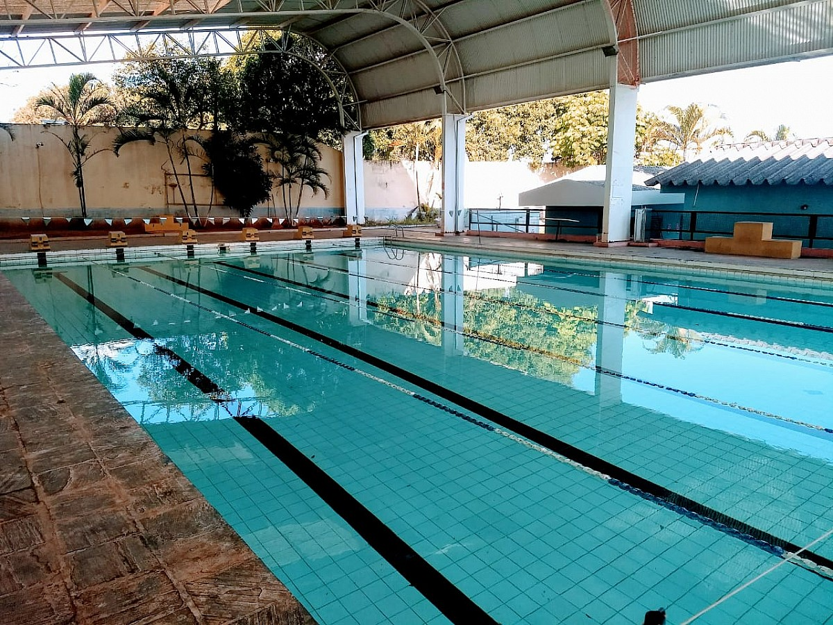 Aulas de natação e hidroginástica recomeçam