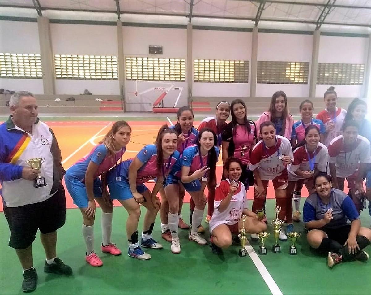 "1° Torneio de Futsal Feminino ""Elson Carlota"" é encerrado"