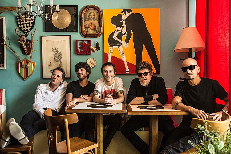 Banda Titãs será a homenageada na 35ª Fampop
