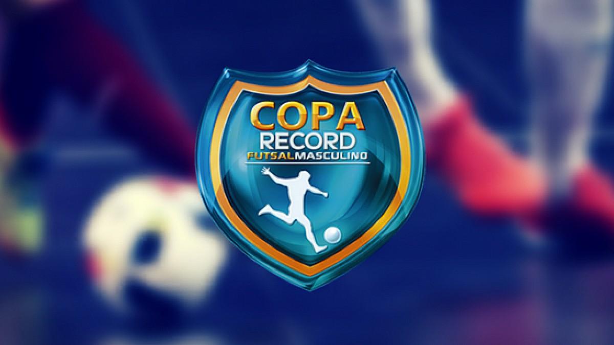 Futsal da SEME estreia dia 30 na Copa Record 2018