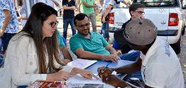 Evento da SMDPD foi realizado no Largo São João