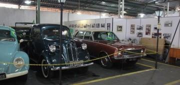 Museu do Automóvel celebra 10 anos neste domingo