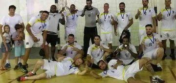 Avaré vence Itatinga na 1ª Copa de Handebol