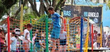 Festa do Dia das Crianças agitou a Concha Acústica