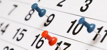 Atividades culturais de 9 a 15 de dezembro