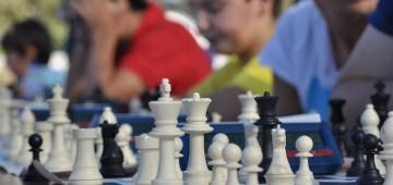 SEME apoia o 1º Campeonato Municipal Escolar de Xadrez