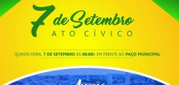 7 de Setembro em Avaré