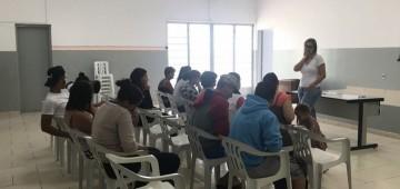 Semads realizou reuniões no CRAS II